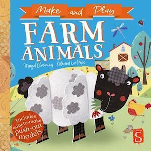 Make and Play Farm Animals