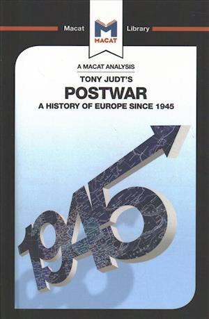 An Analysis of Tony Judt's Postwar
