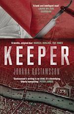 Keeper af Johana Gustawsson