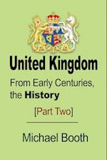 United Kingdom: From Early Centuries, the History