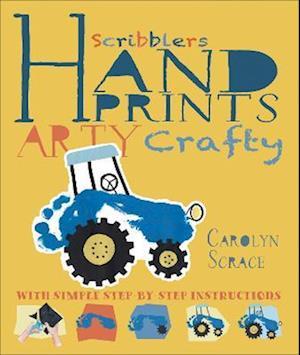 Arty Crafty Handprints