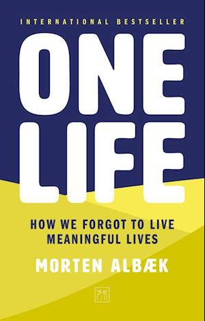 One Life: How we forgot to live meaningful lives (PB)