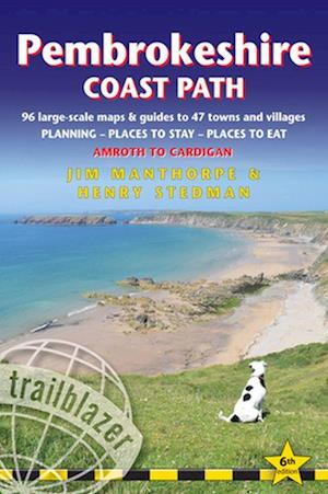 Pembrokeshire Coast Path, Trailblazer British Walking Guide