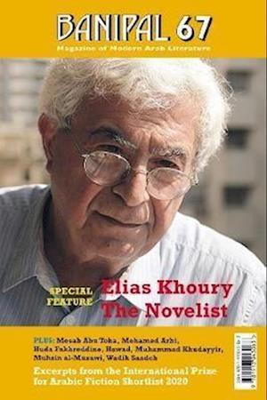 Elias Khoury, The Novelist
