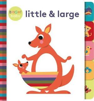 Bright Baby Tabs - Little and large
