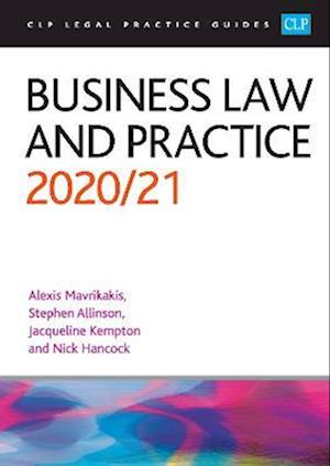Business Law and Practice 2020/2021