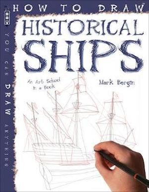 How To Draw Historical Ships
