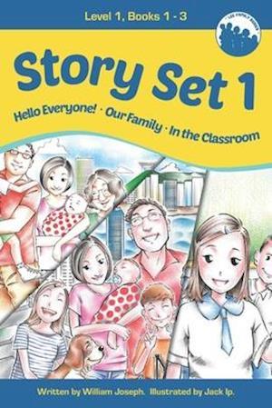 Story Set 1: Level 1, Books 1-3