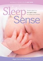 Sleep Sense af Ann Richardson, Megan Faure