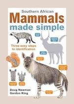 South African Mammals Made Simple af Doug Newman, Gordon King