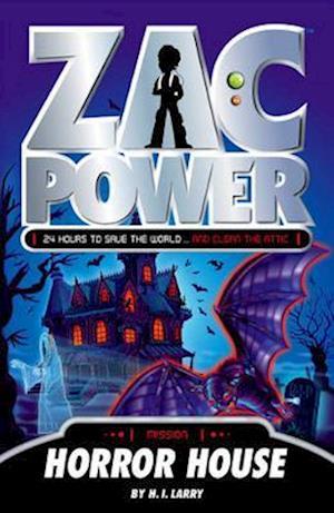 Bog, paperback Horror House af H. I. Larry