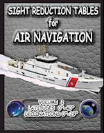 Sight Reduction Tables for Air Navigation Volume 2