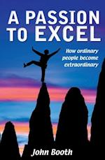 Passion to Excel af John Booth