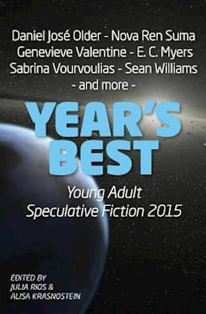 Bog, hæftet Year's Best Young Adult Speculative Fiction 2015