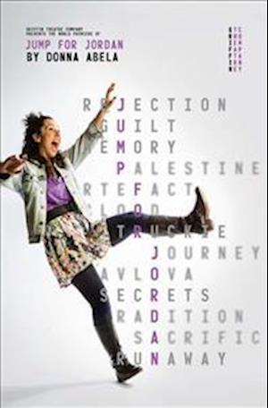 Bog, paperback Jump for Jordan af Donna Abela