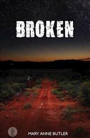 Bog, paperback Broken af Mary Anne Butler