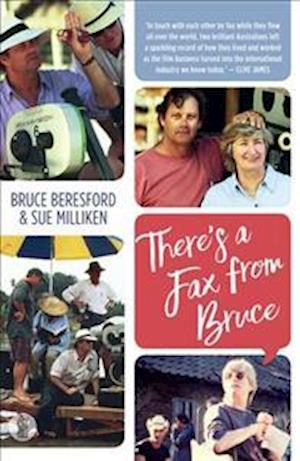 Bog, paperback There's a Fax from Bruce af Bruce Beresford