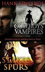 Cowboys & Vampires/Stakes & Spurs af Hank Edwards