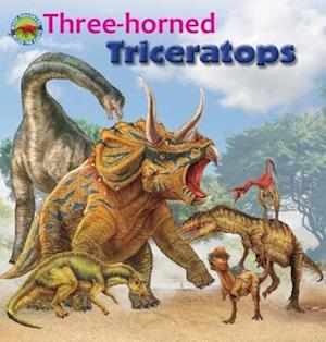 Three-horned Triceratops