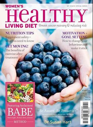 Bog paperback Women's Healthy Living Diet af Susan Hart