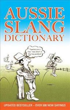 Bog, paperback Aussie Slang Dictionary af Lolla Stewart