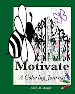Motivate: A Coloring Journal