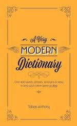 A Very Modern Dictionary