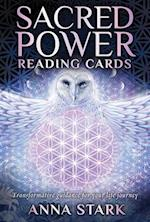 Sacred Power Reading Cards (Reading Card)
