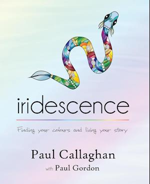 Bog, hæftet iridescence: Finding your colours and living your story af Paul Callaghan