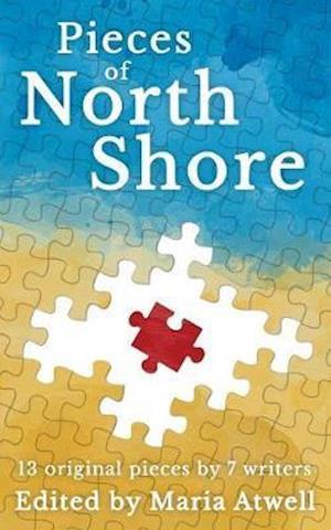 Bog, paperback Pieces of North Shore af Suzanne Little, Annie Mirza