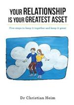 Your Relationship is Your Greatest Asset: Five steps to keep it together and keep it great