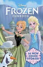 Disney Frozen Funbook af Alessandro Ferrari