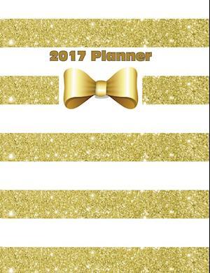 Bog, paperback Lizzie Timewarp 2017 Gold Planner af Elizabeth Hayes