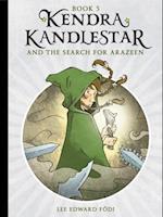 Kendra Kandlestar and the Search for Arazeen (Kendra Kandlestar)
