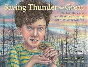 Bog, hardback Saving Thunder the Great af Leanne Shirtliffe