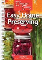 Easy Home Preserving (Jean Pare Original)