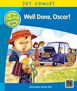 Well Done, Oscar! (Joy Cowley Club Set 1)