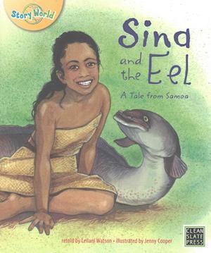 Bog, paperback Sina and the Eel af Leilani Watson