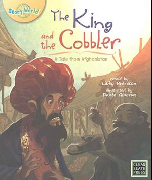Bog, paperback The King and the Cobbler af Libby Brereton