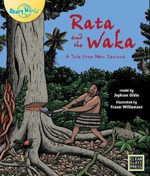 Bog, paperback Rata and the Waka (Big Book Edition) af Jephson Gibbs