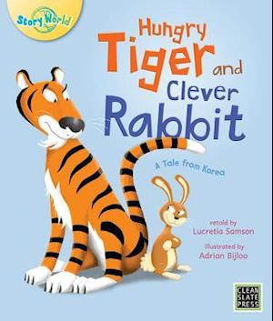 Bog, paperback Hungry Tiger and Clever Rabbit (Big Book Edition) af Lucretia Samson