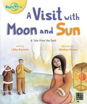 Bog, paperback A Visit with Moon and Sun (Big Book Edition) af Libby Brereton