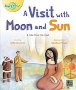 A Visit with Moon and Sun (Big Book Edition) af Libby Brereton