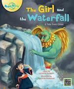 The Girl and the Waterfall (Big Book Edition) af Lucretia Samson