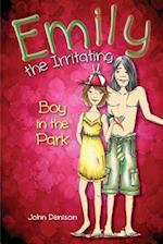 Emily the Irritating Boy in the Park af John Denison