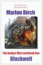 The Badger War Lord Book One af Brian Jacques, Marlon Birch