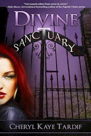 Bog, hæftet Divine Sanctuary af Cheryl Kaye Tardif