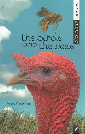 Bog, paperback The Birds and the Bees af Mark Crawford