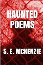 Haunted Poems af S. E. McKenzie