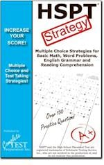 HSPT Test Strategy!  Winning Multiple Choice Strategies for the High School Placement Test af Complete Test Preparation Inc.